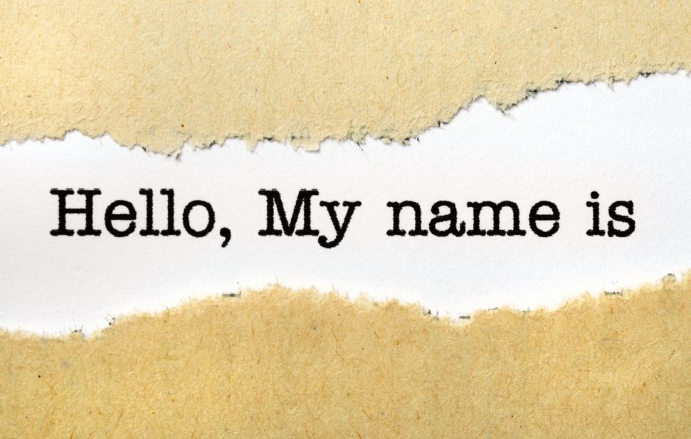 People always say I have a great memory for names, but I'm not sure that's really that true. I've forgotten far more names than I've remembered.