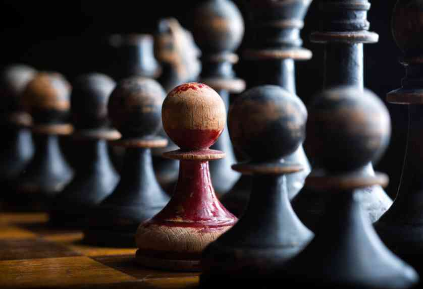 leadership battle