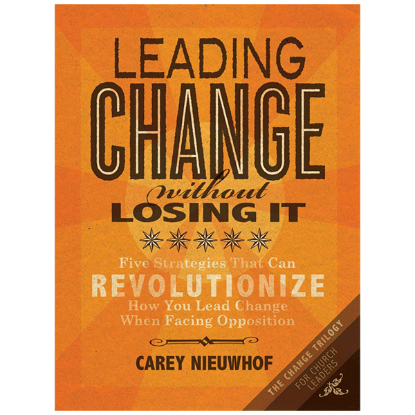 leading change book review