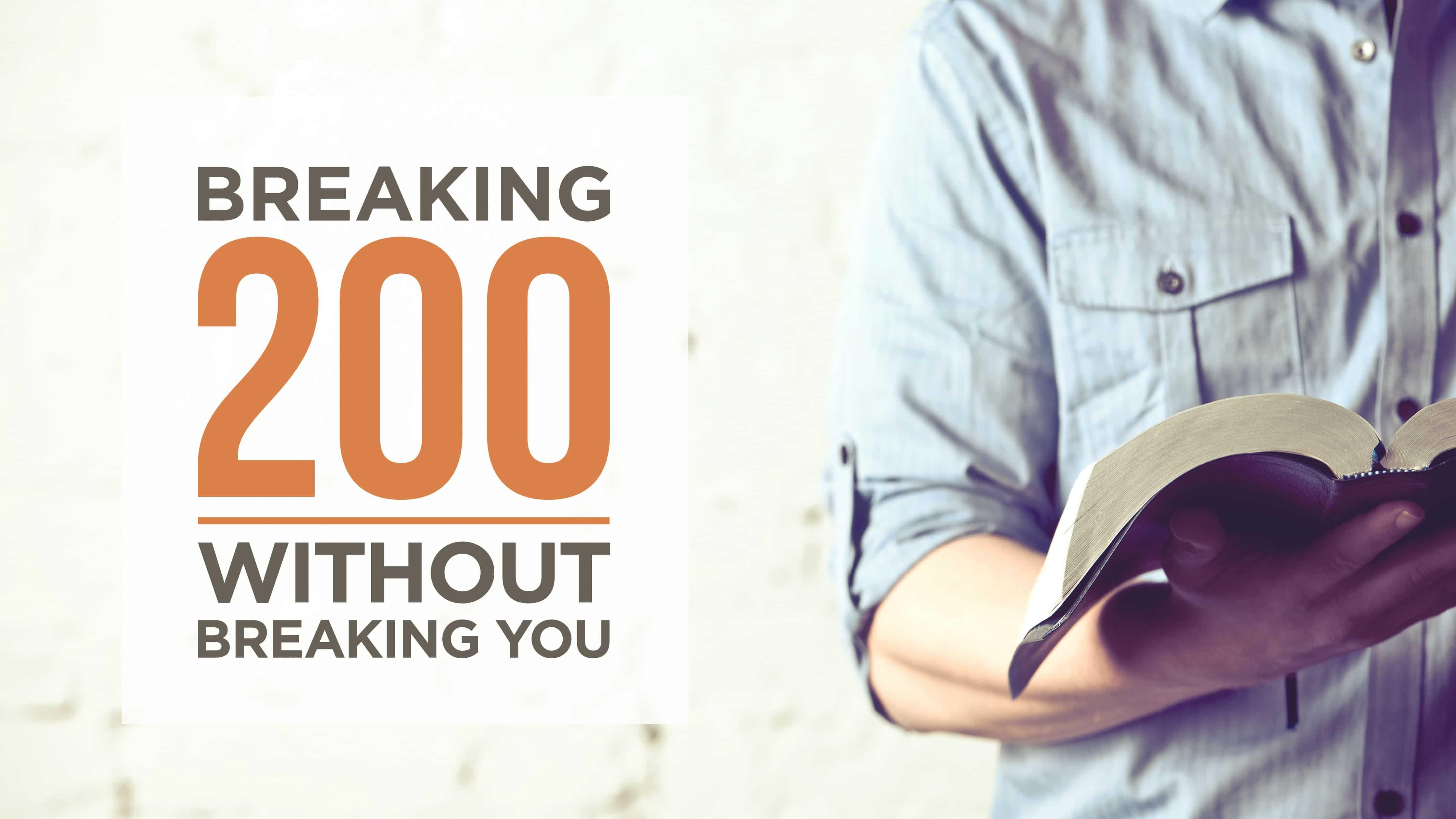 breaking 200