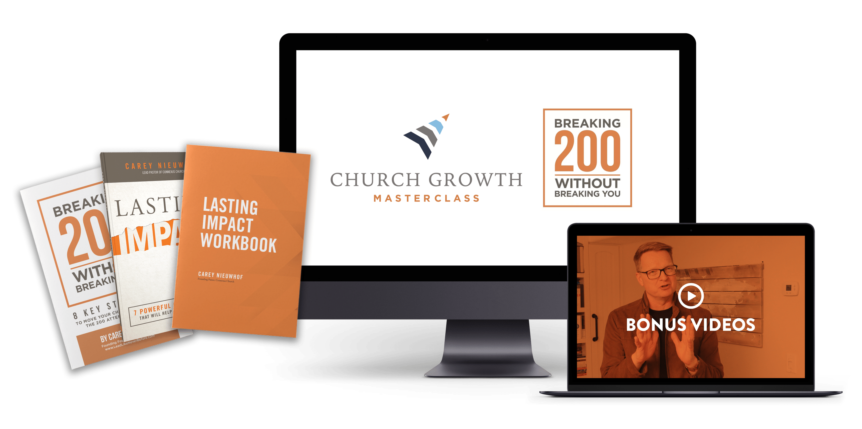 Church Growth Masterclass