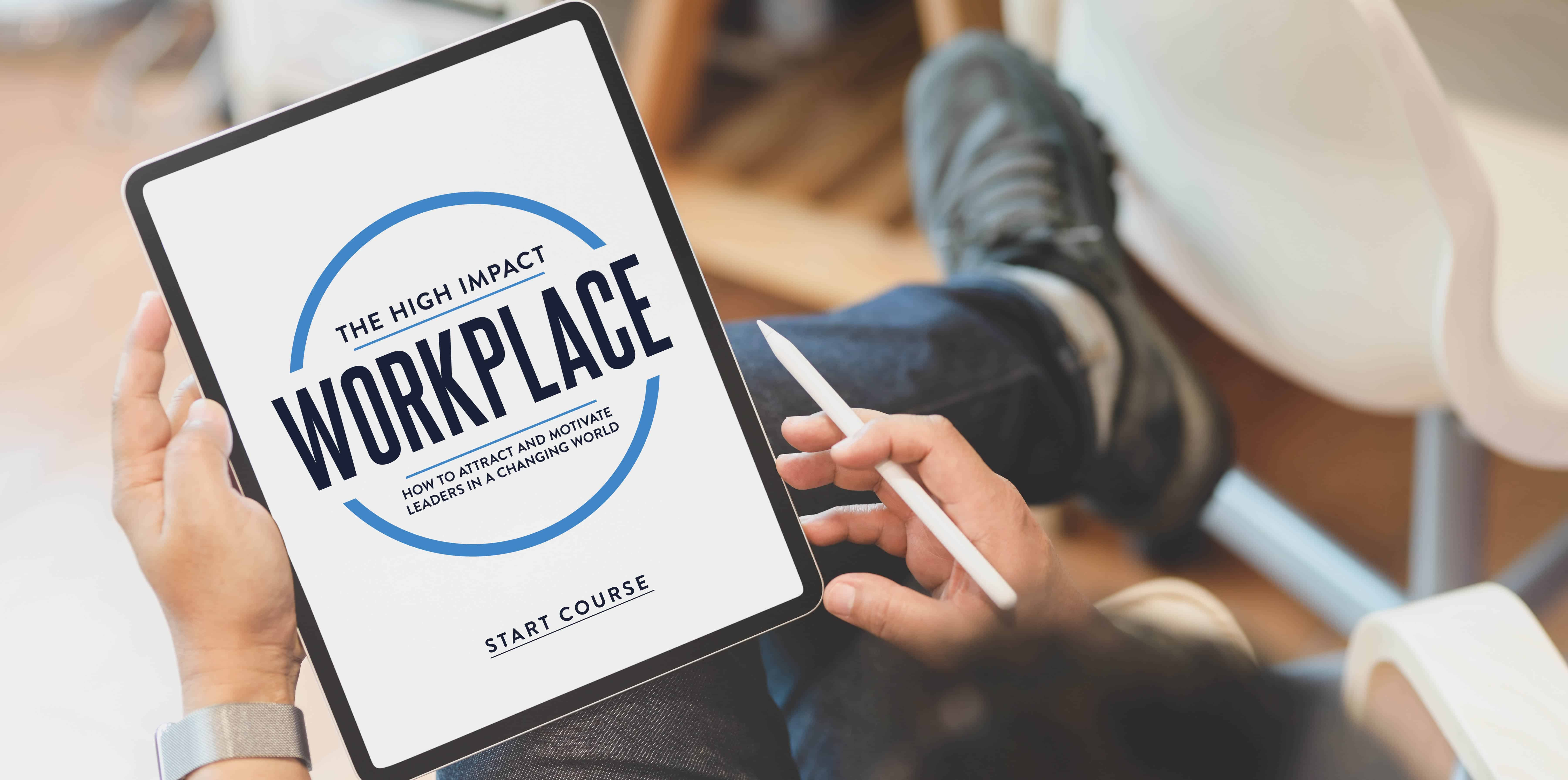 The High Impact Workplace