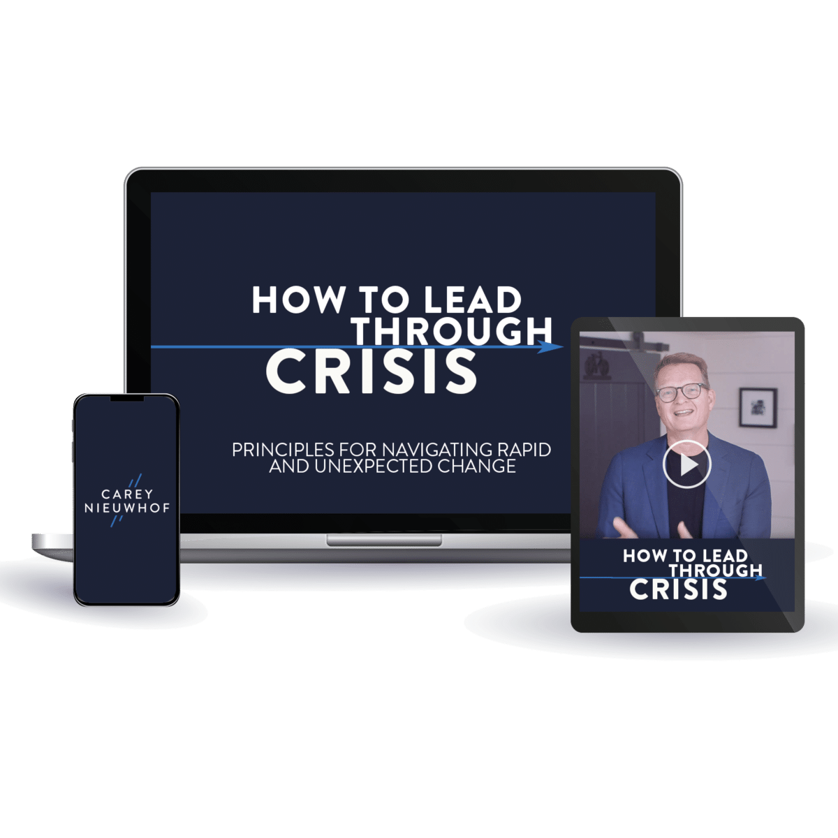How to Lead Through Crisis Bundle